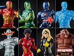 Click image for larger version  Name:Iron Man Comic Marvel Legends Wave 1 Set of 7 Figures (Ursa Major BAF.jpg Views:57 Size:70.2 KB ID:13205